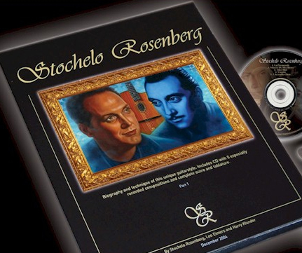 Rezar produced and wrote the music-scores of several (instructional) books/dvds; for Stochelo Rosenberg